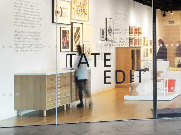 Tate Edit