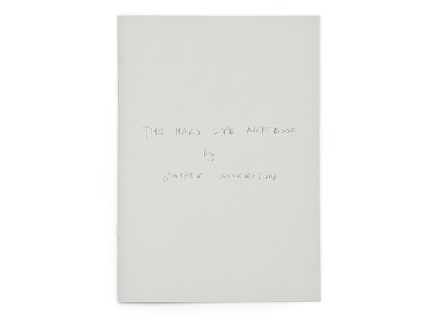 The Hard Life Notebook