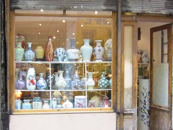 Vase Shop